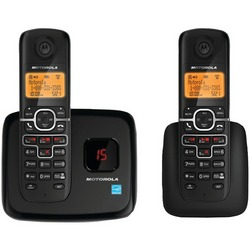 MOTOROLA L702M DECT 6.0 Cordless Phone System with Digital Answe