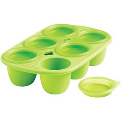 Mastrad Baby A52008 Green 2oz Babypods with Lid