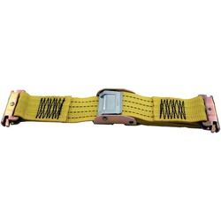 MONSTER TRUCKS MT10201 Cambuckle Strap (12ft, Yellow)