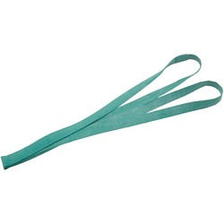 "79184 Colored Rubber Bands, 12 pk (Medium, 30"", Green)"