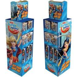 Mattel DTN96 DC Super Hero Girls(R) Floor Stand