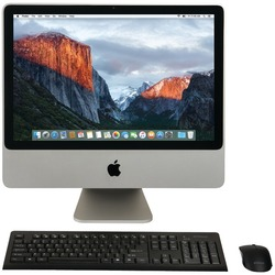 "APPLE MA876/C2D/4/250 Refurbished 20"" iMac(R) Desktop Computer"