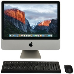 "APPLE MB324LL/A/C2D/2.66/4GB/250GB/10.11 20"" Refurbished iMac(R)"