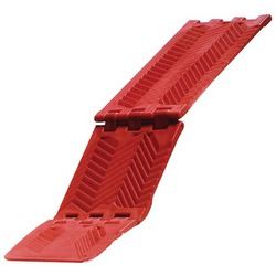 MAXSA INNOVATIONS 20025 Foldable Traction Mats, 2 pk