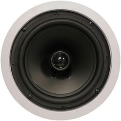 "ARCHITECH AP-801 8"" 2-Way Round In-Ceiling Loudspeakers"