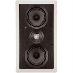 "ARCHITECH PS-525 LCRS Dual 5.25"" Kevlar(R) LCR In-Wall Speaker"