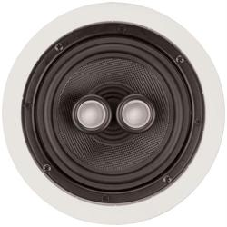 "ARCHITECH PS-611 6.5"" Kevlar(R) Single-Point Stereo Ceiling Spea"