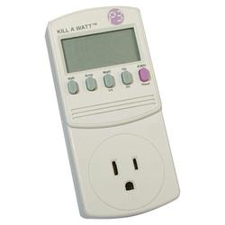 P3 P4400 Kill A Watt(R) Electricity Usage Monitor
