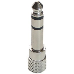 "AXIS PET13-1010 3.5mm Plug to 1/4"" Jack Adapter"