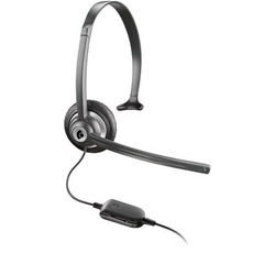 PLANTRONICS M214C Cordless Phone Headset (1-touch volume & mute