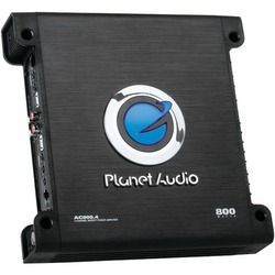 PLANET AUDIO AC800.4 ANARCHY Full-Range MOSFET Class AB Amp (4 C