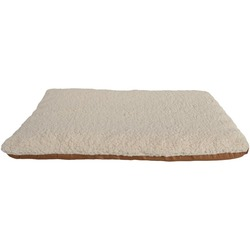 PetSpaces 12019-01 Faux-Suede Orthopedic Pet Mat (Small)