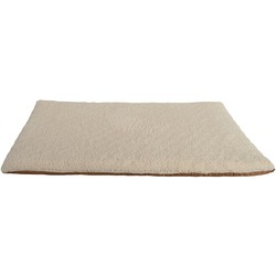 PetSpaces 13019-01 Faux-Suede Orthopedic Pet Mat (Large)