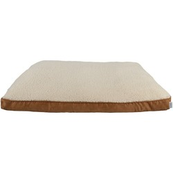 PetSpaces 13611-01 Faux-Suede Rectangular Extra-Large Pet Bed