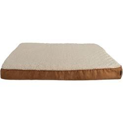 PetSpaces 13619-01 Faux-Suede Orthopedic Pet Bed (Medium)