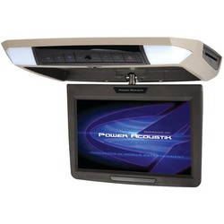 "POWER ACOUSTIK PMD-112 11.2"" Ceiling-Mount Swivel DVD Entertainm"