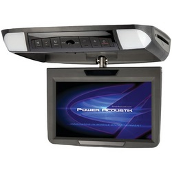 "POWER ACOUSTIK PMD-90 9"" Ceiling-Mount Swivel DVD Entertainment"