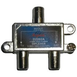 EAGLE ASPEN 500250 High-Performance 2-Amp Diplexer