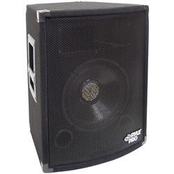 "PYLE PRO PADH1079 500-Watt, 10"" 2-Way Professional Speaker Cabin"