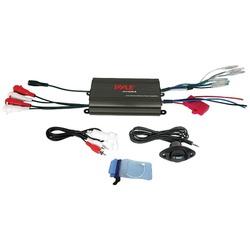 PYLE PRO PLMRMP3B Hydra Series 4-Channel 800-Watt Waterproof Mic
