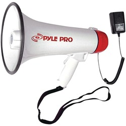 PYLE PRO PMP40 Professional Megaphone/Bullhorn with Siren & Hand
