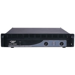PYLE PRO PTA1000 Professional Power Amp (1,000 Watt)