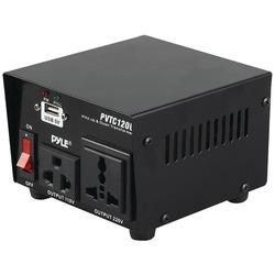 PYLE PRO PVTC120U Step Up & Down Voltage Converter Transformer w