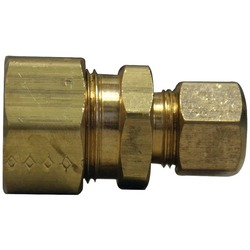 "62-R-106-LF Compression Reducing Union (3/8"" x 5/8"")"
