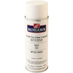 MOHAWK M102-0452 Clear Satin Lacquer Spray