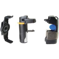 TORNADO T3HB01 3-In-1 Pepper Spray System with UV Dye (Black)