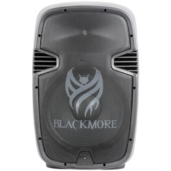 Category: Dropship Electronics, SKU #SMSNBJC15X2BT, Title: Blackmore Pro Audio BJC-15X2BT Amplified Professional PA System with Dual 15-Inch Monitors