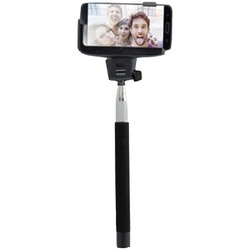 Supersonic SC-1600SBT Selfie Stick with Bluetooth(R) Shutter But