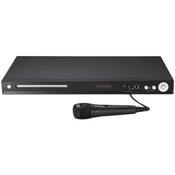 Supersonic SC-31DVD Black 5.1-Channel DVD Player with 1080p Upco