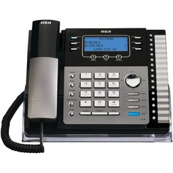 RCA 25423RE1 4-Line Corded Phone (without Caller ID)