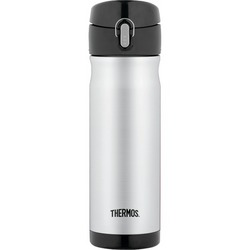 THERMOS JMW500SS4 Stainless Steel Commuter Bottle, 16oz
