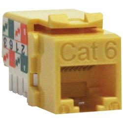 TRIPP LITE N238-001-YW CAT-6/CAT-5E 110-Style Punch-down Keyston