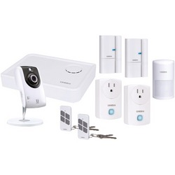 UNIDEN HC84 HC84 Advanced Security System with Gateway
