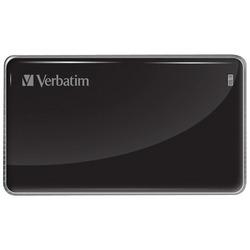 VERBATIM 47622 USB 3.0 External SSD Hard Drive (128GB)