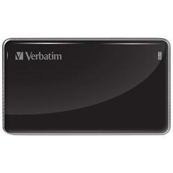 VERBATIM 47623 USB 3.0 External SSD Hard Drive (256GB)