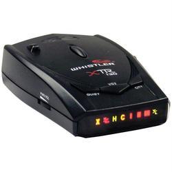 WHISTLER XTR-130 XTR-130 Laser/Radar Detector with Bright Icon D