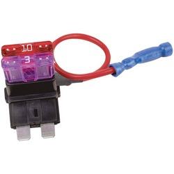 BATTERY DOCTOR 30003 Tapa Circuit(TM) 16-Gauge 10-Amp Fuse Holde