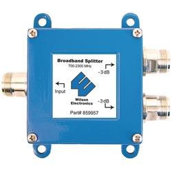 WILSON ELECTRONICS 859957 Broadband Signal Splitter