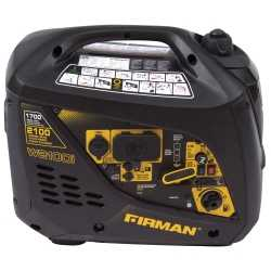 Category: Dropship Tools And Hardware, SKU #FRGW01781, Title: Firman Power Equip. 1700/2100 Watt Portable Gas In