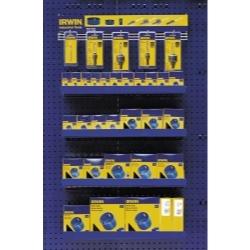 Category: Dropship Miscellaneous, SKU #HAN373006M, Title: 62 pc. Bi-Metal Holesaw Merchandiser