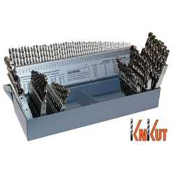 Category: Dropship Tools And Hardware, SKU #KNK115KK5, Title: 115PC 1/16-1/2 NO1-60 A-Z BIT SET