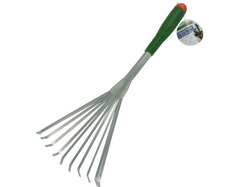 Category: Dropship Lawn & Garden, SKU #HB301-96, Title: Gardening Hand Rake ( Case of 96 )