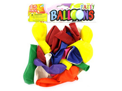 Category: Dropship Party Supplies, SKU #KK066-96, Title: Party Balloons ( Case of 96 )