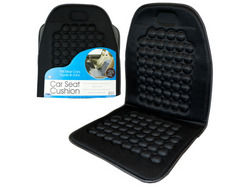 pearlbedding Car Seat Cushion with Back Support ( Case of 3 )
