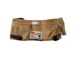 pearlbedding Heavy Duty Double Pocket Tool Belt ( Case of 2 )