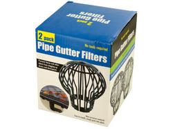 Category: Dropship Lawn & Garden, SKU #OL451-48, Title: Pipe Gutter Filters Set ( Case of 48 )
